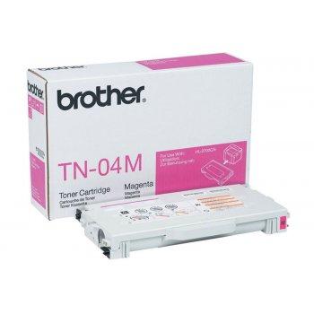 Заправка картриджа Brother TN-04M красный