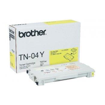 Заправка картриджа Brother TN-04Y желтый