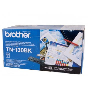 Заправка картриджа Brother TN-130Bk черный
