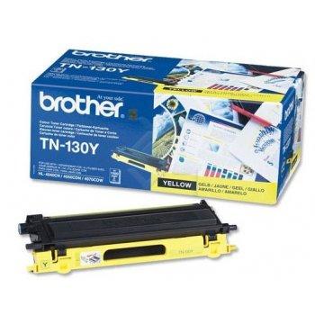 Заправка картриджа Brother TN-130Y желтый