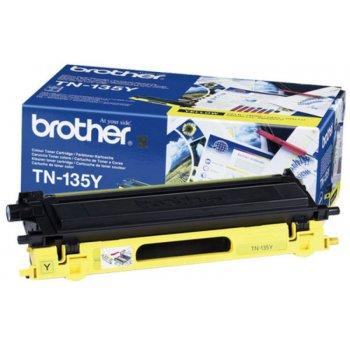 Заправка картриджа Brother TN-135Y желтый