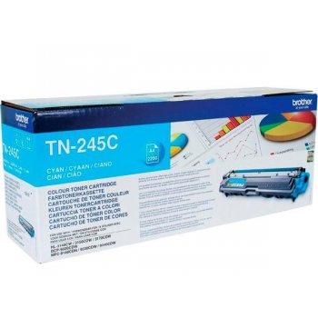 Заправка картриджа Brother TN-245C голубой