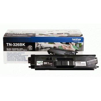 Заправка картриджа Brother TN-326BK черный
