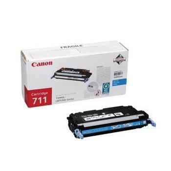 Заправка картриджа Canon 711 голубой