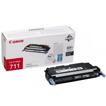 Заправка картриджа Canon 711 черный