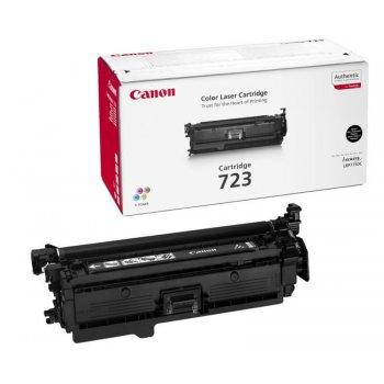 Заправка картриджа Canon 723 черный