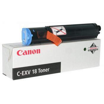 Заправка картриджа Canon C-EXV18