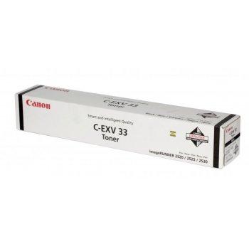 Заправка картриджа Canon C-EXV33