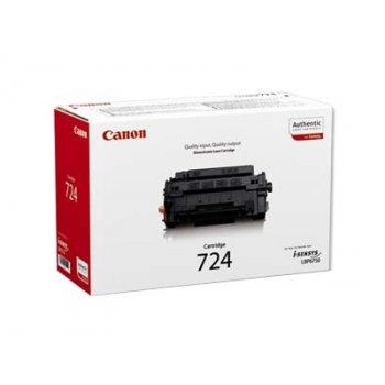 Заправка картриджа Canon Cartridge 724