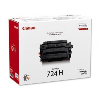 Заправка картриджа Canon Cartridge 724H