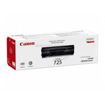 Заправка картриджа Canon Cartridge 725