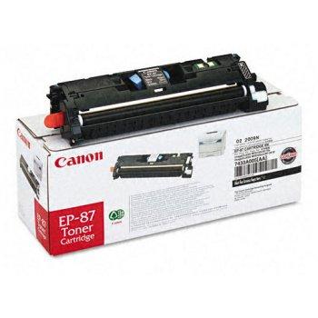 Заправка картриджа Canon EP-87Bk черный