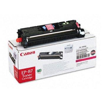 Заправка картриджа Canon EP-87M красный