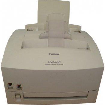 Заправка принтера Canon LBP 660
