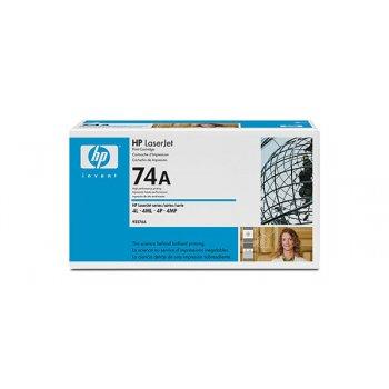 Заправка картриджа HP 92274A