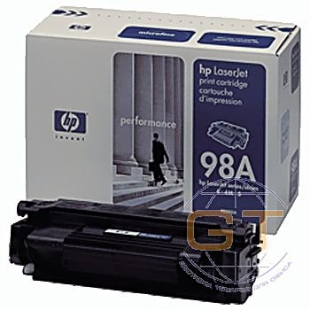 Заправка картриджа HP 92298S