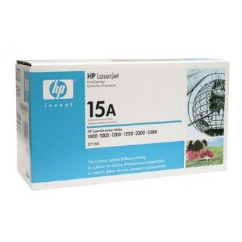Заправка картриджа HP C7115A