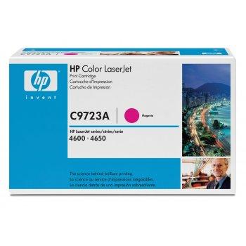 Заправка картриджа HP C9723A красный