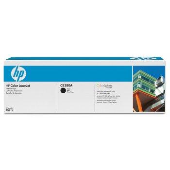 Заправка картриджа HP CB380A черный