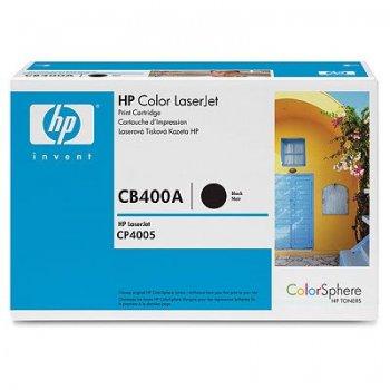 Заправка картриджа HP CB400A черный
