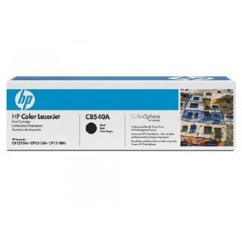Заправка картриджа HP CB540A черный