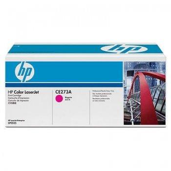 Заправка картриджа HP CE273A красный