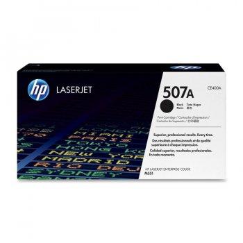 Заправка картриджа HP CE400A черный
