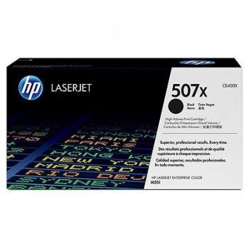 Заправка картриджа HP CE400X черный