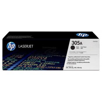Заправка картриджа HP CE410A черный