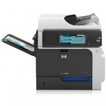 Заправка принтера HP Color LaserJet Enterprise CM4540 MFP