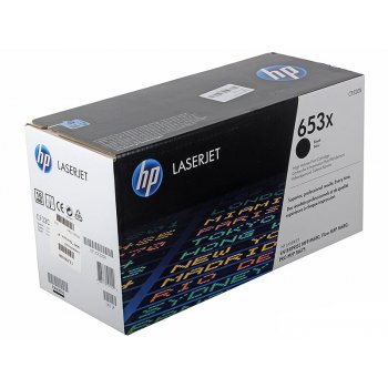 Заправка картриджа HP CF320X черный