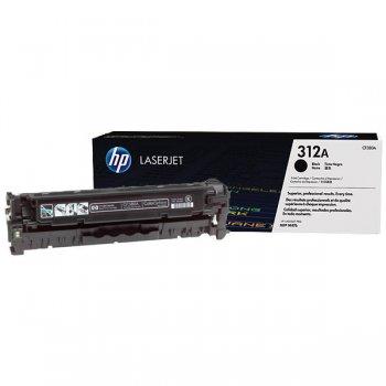 Заправка картриджа HP CF380A черный
