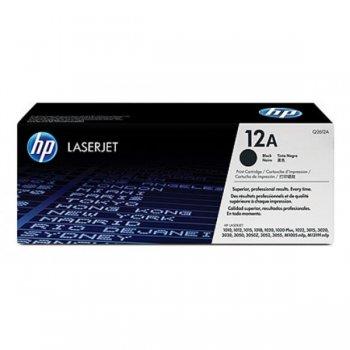Заправка картриджа HP Q2612A