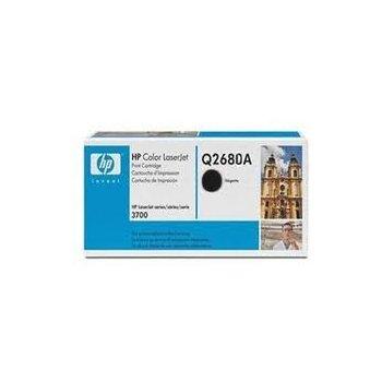 Заправка картриджа HP Q2680A черный