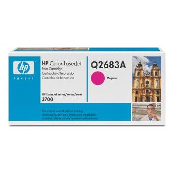 Заправка картриджа HP Q2683A красный