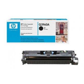 Заправка картриджа HP Q3960A черный