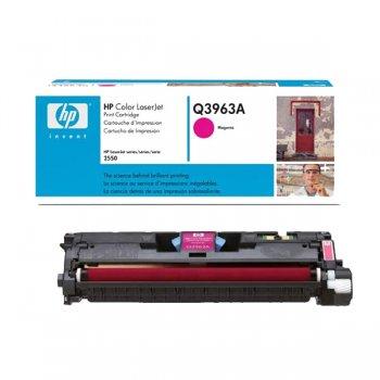 Заправка картриджа HP Q3963A красный