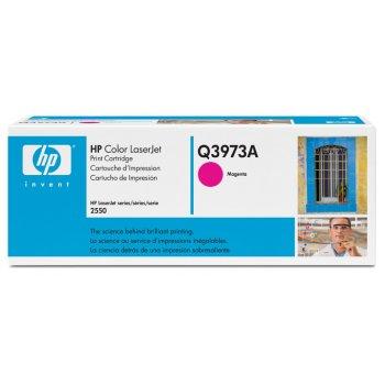 Заправка картриджа HP Q3973A красный
