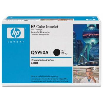 Заправка картриджа HP Q5950A черный