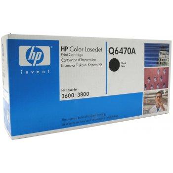Заправка картриджа HP Q6470A черный