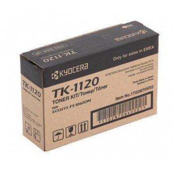 Заправка картриджа Kyocera TK-1120