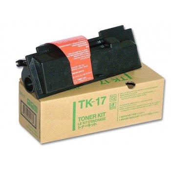 Заправка картриджа Kyocera TK-17