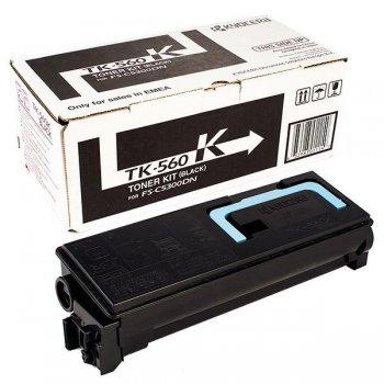 Заправка картриджа Kyocera TK-560K черный