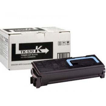 Заправка картриджа Kyocera TK-570K черный