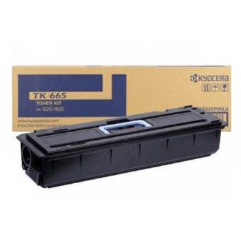Заправка картриджа Kyocera TK-665