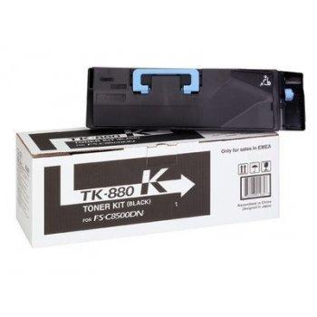 Заправка картриджа Kyocera TK-880K черный
