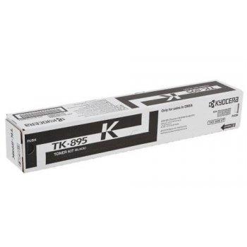 Заправка картриджа Kyocera TK-895K черный
