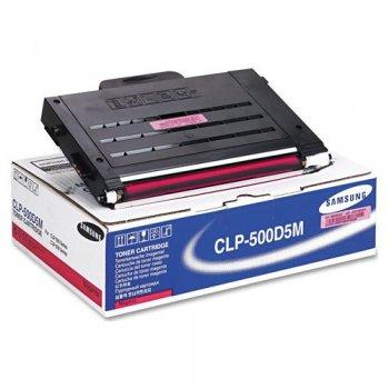 Заправка картриджа Samsung CLP-510D7M красный