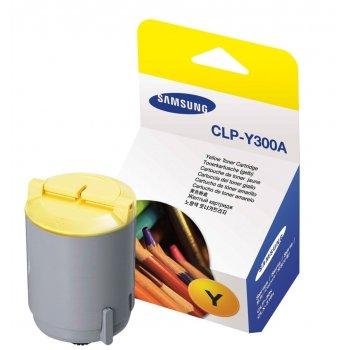 Заправка картриджа Samsung CLP-Y300A желтый