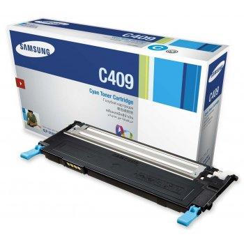 Заправка картриджа Samsung CLT-C409S  голубой